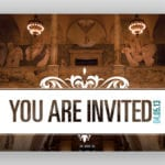 Elegant Invitation Boston Public Library
