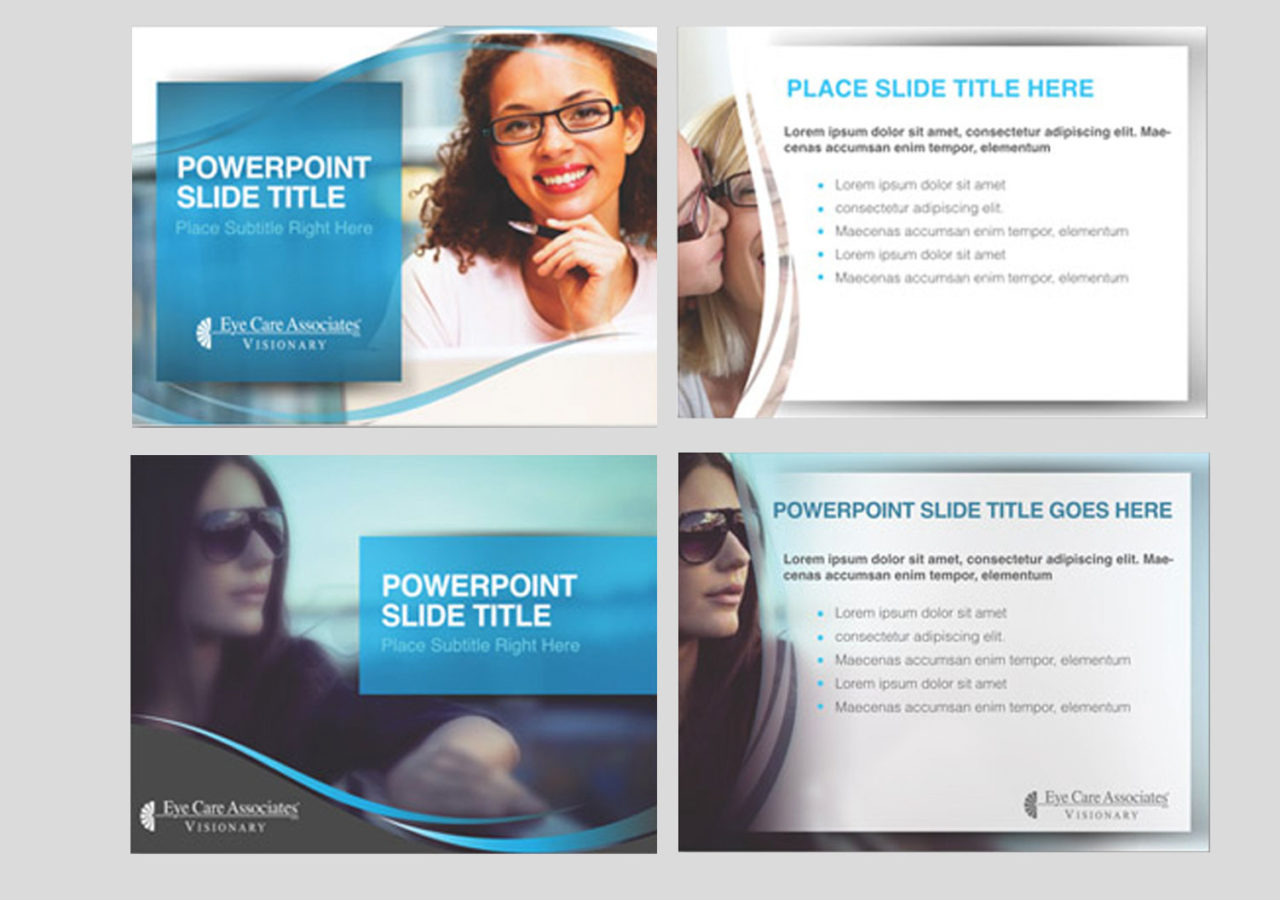 Corporate PowerPoint Template Design