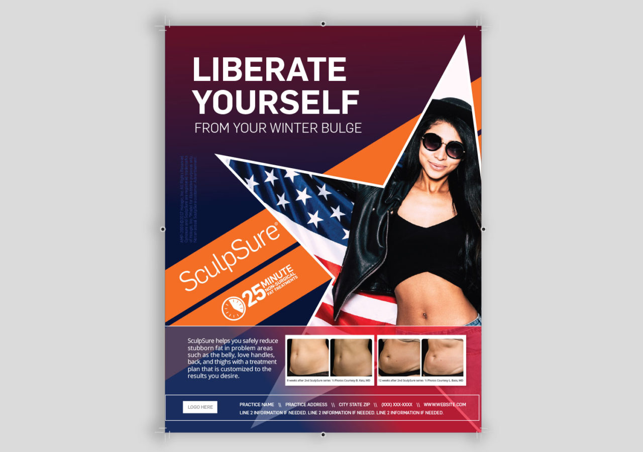 Fourth of July Sales Flyer
