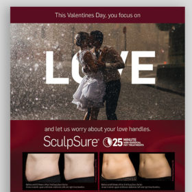 Valentines Day Email & Flyer