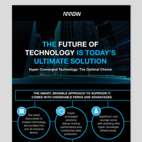 HPE Simplivity Infographic